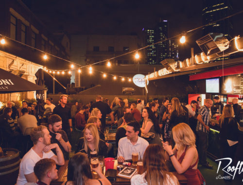 best rooftop bars melbourne