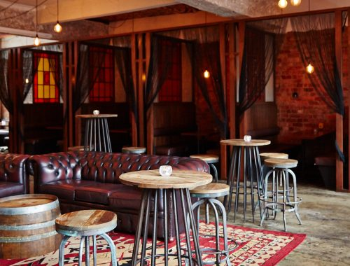 Melbourne Lounge Room CBD
