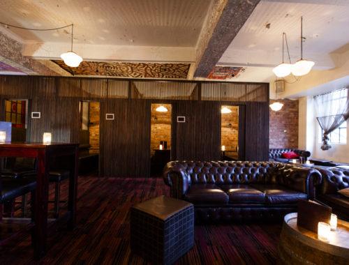 Campari House Cocktail Bar Lounge Melbourne