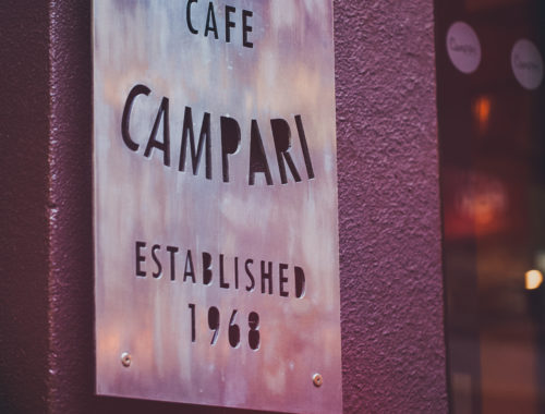 Campari House Hardware Lane Melbourne CBD Dining