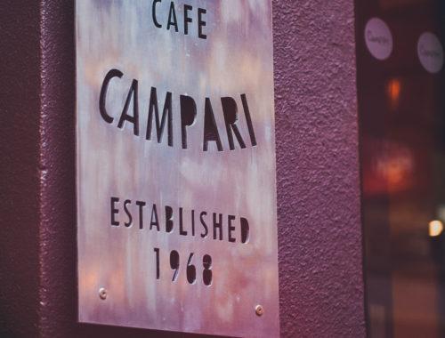 Campari House Hardware Lane Melbourne CBD Dining