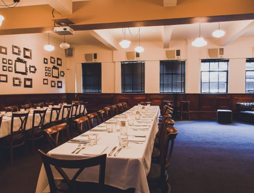 Melbourne function room hire
