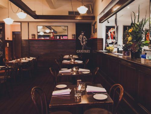 Hardware Lane Restaurant Dinner Melbourne CBD