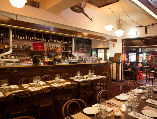Hardware Lane Restaurant Dinner Melbourne CBD