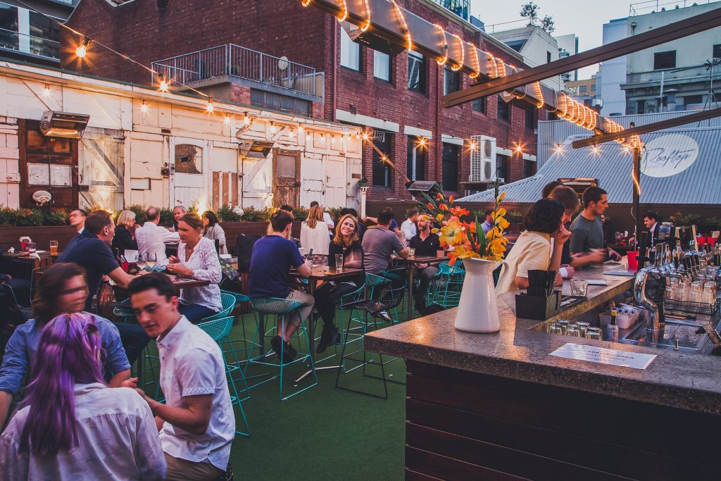 Rooftop Bar Melbourne Campari House Is One Of The Best