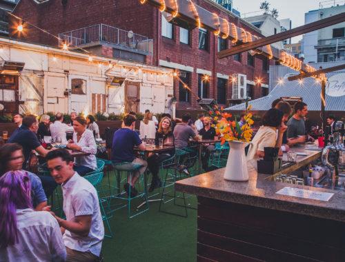rooftop bar melbourne hardware lane cocktails