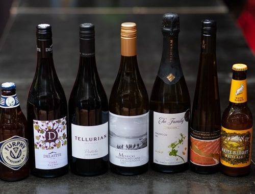 Campari House wines