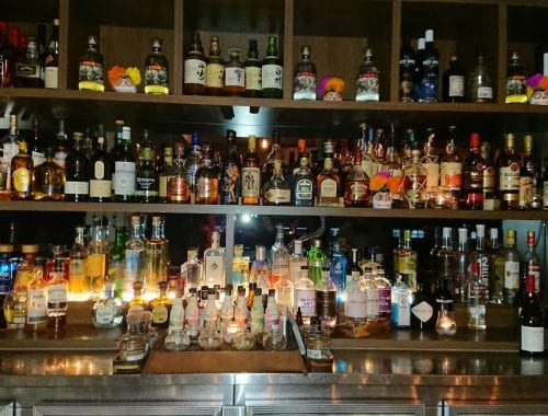 lounge back bar