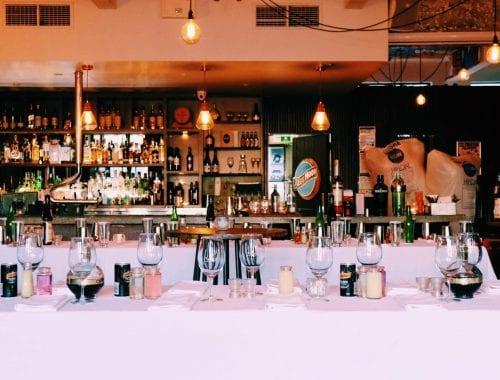 Hire cocktail bar Melbourne