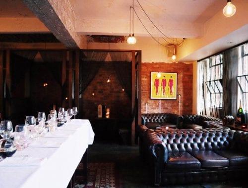 Melbourne cocktail bar